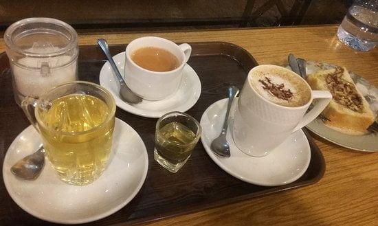 Hunza Green Tea